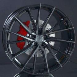 Vossen Hf4t Double Tinted Gloss Black 10x20
