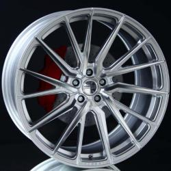 Vossen Hf4t Silver Polished 10x20