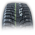 Kumho I-zen Winter Craft Ice Wi31 Dubb