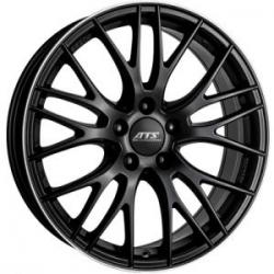Ats Perfektion Matt Black Polished