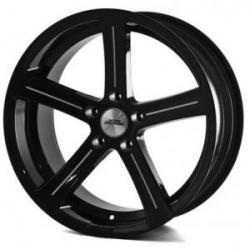 Inter Action Racing Black Polished
