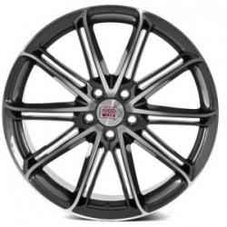 Mille Miglia 1007 Dark Anthracite Polished