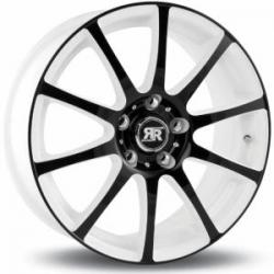 Racer Axis White and Black