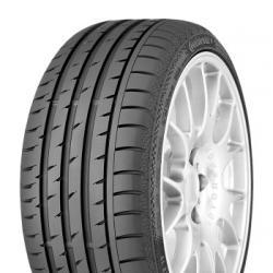 Continental 245/45 WR19 TL 98W CO CSC 3 SSR